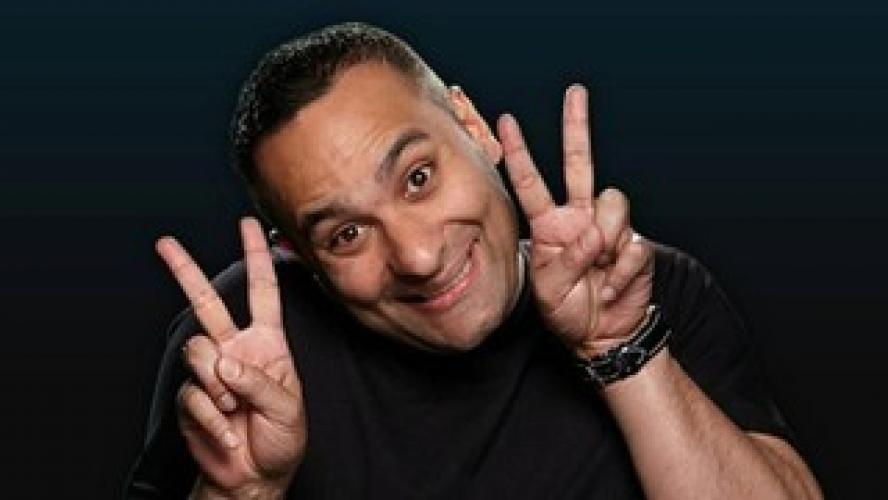 Russell Peters vs. The World next episode air date poster