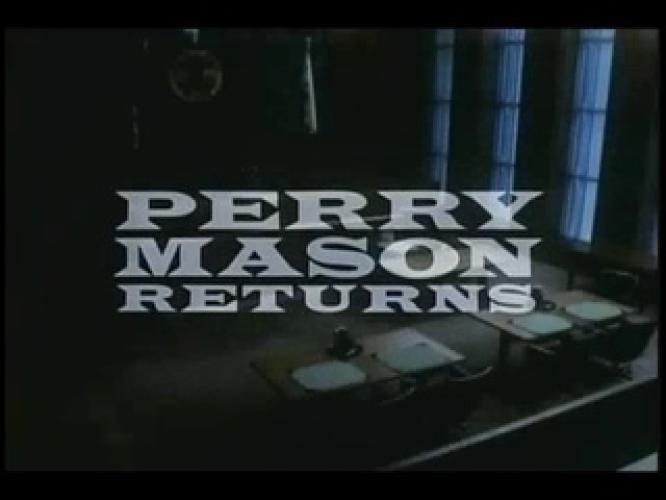 Perry Mason Returns next episode air date poster