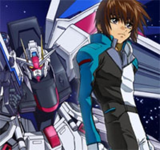 Gundam SEED next episode air date poster