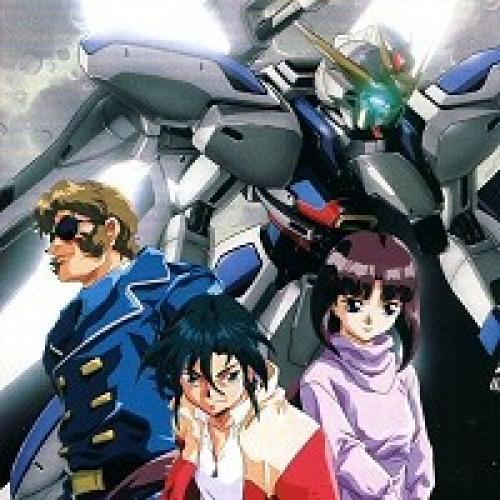 Gundam X next episode air date poster