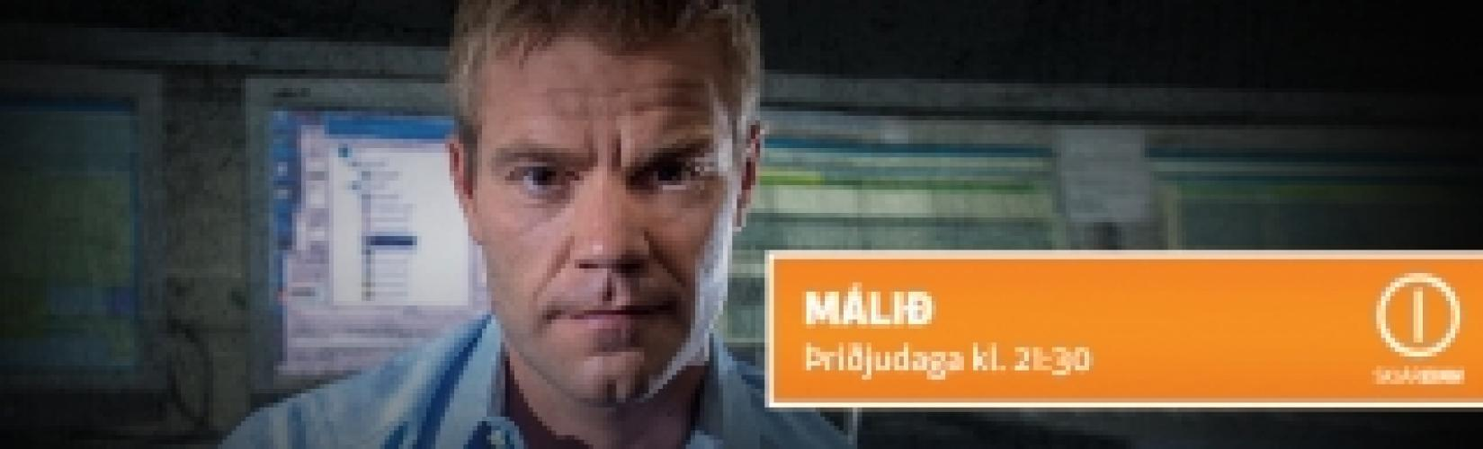 Málið next episode air date poster