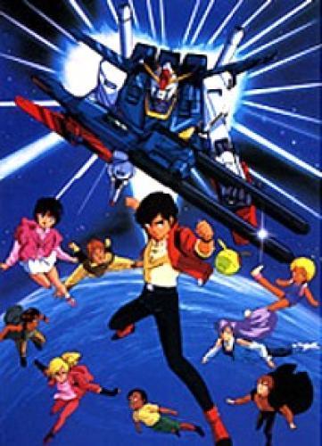 Gundam ZZ next episode air date poster