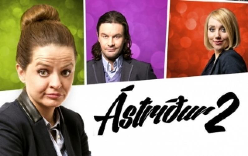 Ástríður next episode air date poster