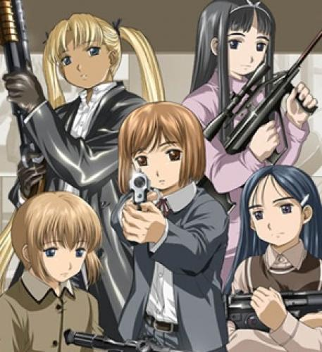 Gunslinger Girl next episode air date poster