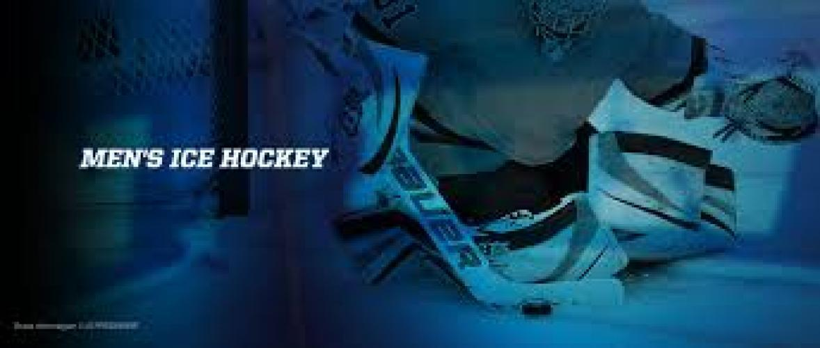 College Ice Hockey (FOX) next episode air date poster