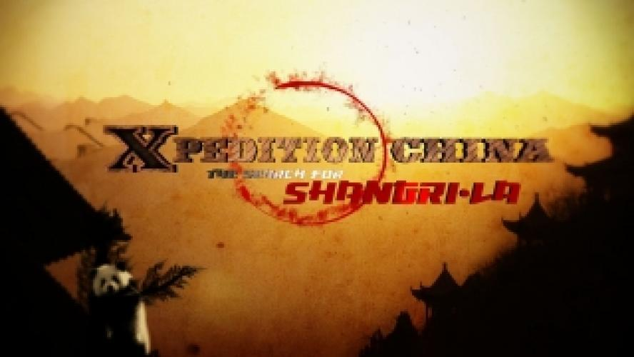 Xpedition China: Search for Shangri-La next episode air date poster