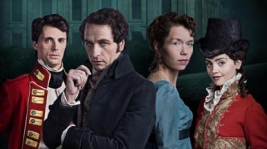 Death Comes to Pemberley next episode air date poster