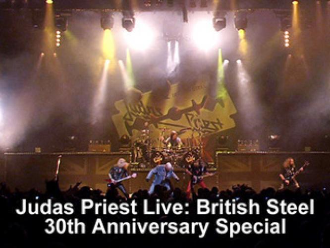 Judas Priest Live: British Steel 30th Anniversary Special next episode air date poster