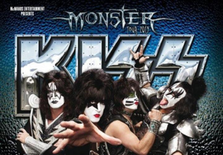 The KISS Monster World Tour: Live from Europe next episode air date poster