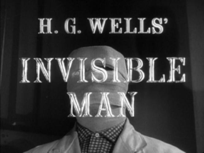 H.G. Wells' Invisible Man next episode air date poster