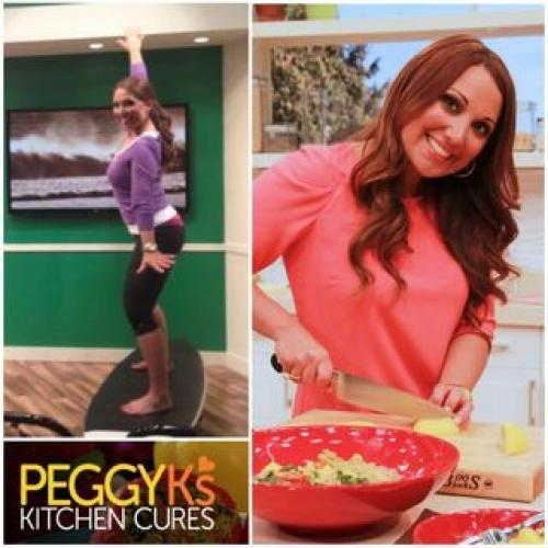 PEGGY K's Kitchen Cures next episode air date poster