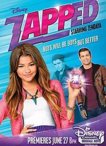 Zapped next episode air date poster
