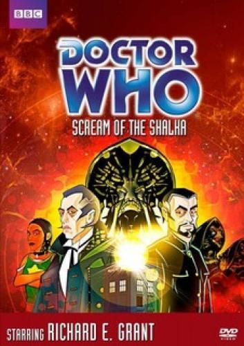 Doctor Who: Scream of the Shalka next episode air date poster