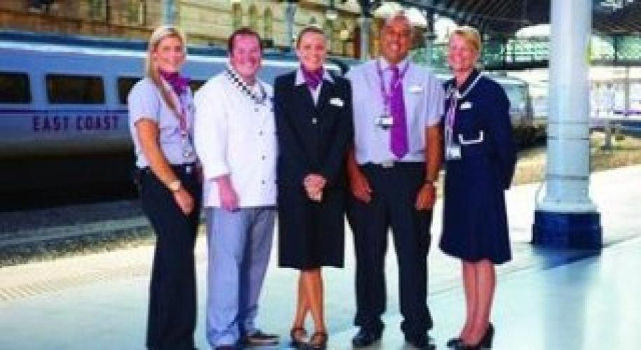 All Aboard: East Coast Trains next episode air date poster