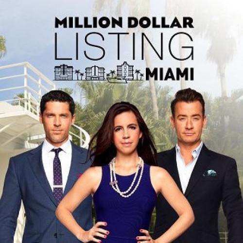 Million Dollar Listing: Miami next episode air date poster