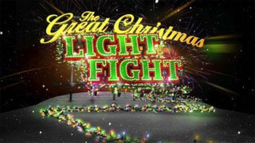 The Great Christmas Light Fight next episode air date poster