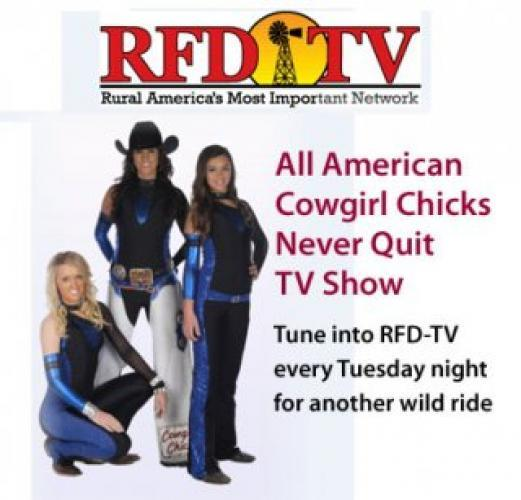 All American Cowgirl Chicks next episode air date poster