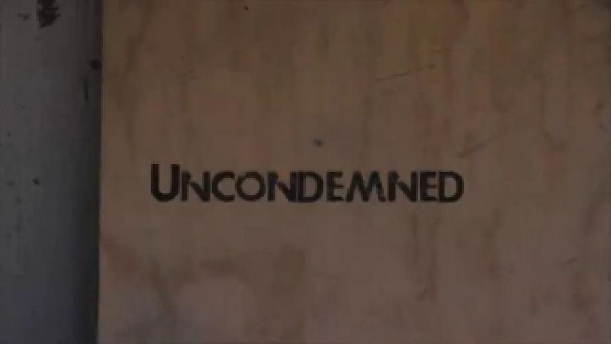 Uncondemned next episode air date poster