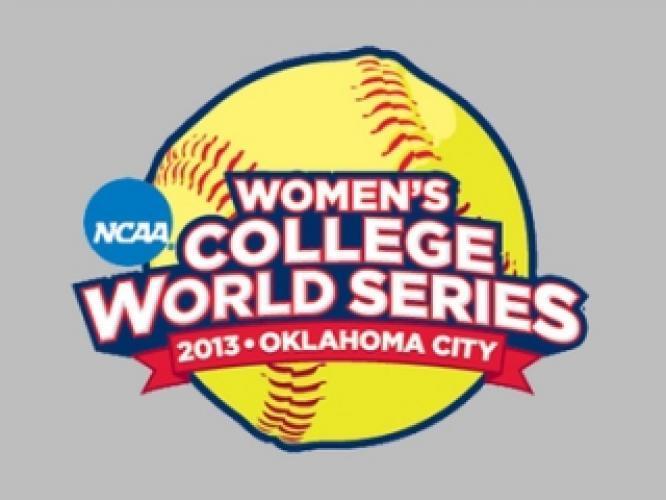 NCAA Women's College Softball World Series next episode air date poster