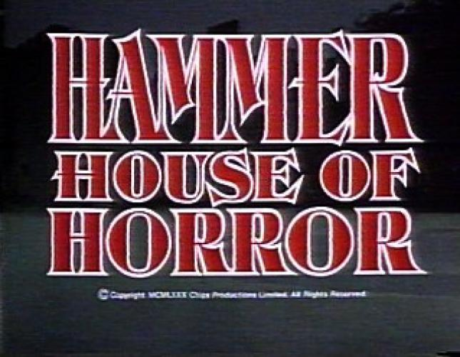 Hammer House of Horror next episode air date poster