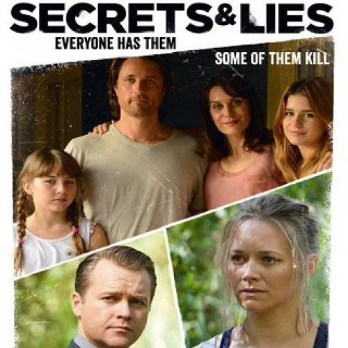 Secrets & Lies (AU) next episode air date poster