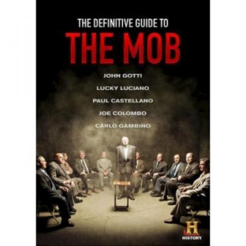 The Definitive Guide to the Mob next episode air date poster