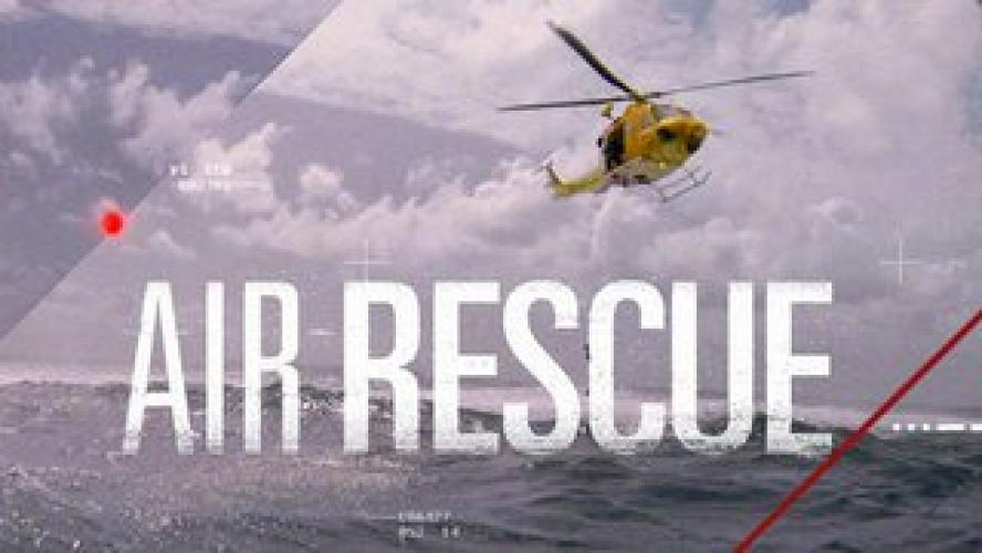 Air Rescue next episode air date poster