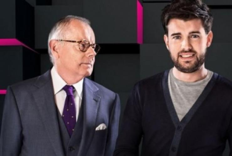 Backchat with Jack Whitehall and His Dad next episode air date poster