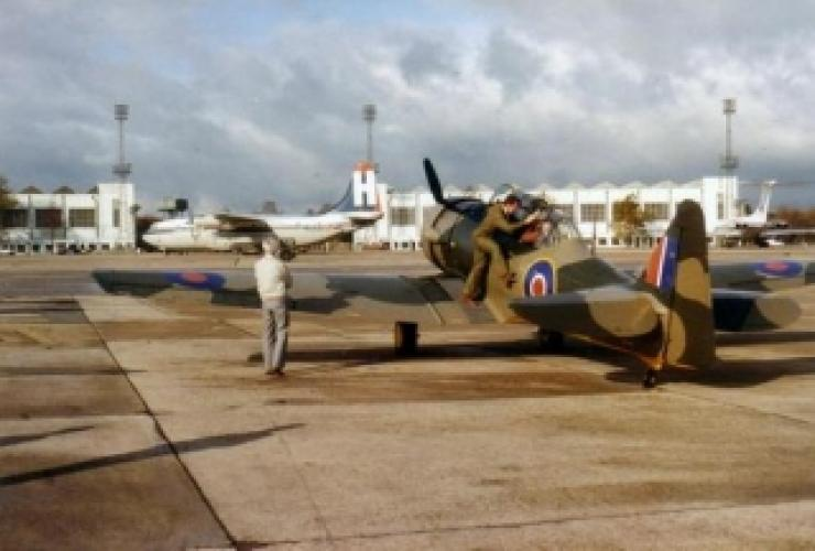 Inside RAF Brize Norton next episode air date poster
