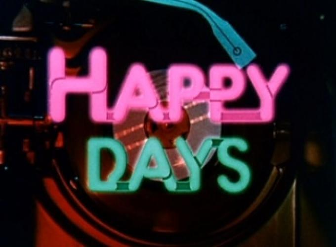 Happy Days next episode air date poster