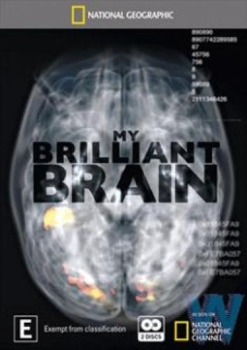 My Brilliant Brain next episode air date poster
