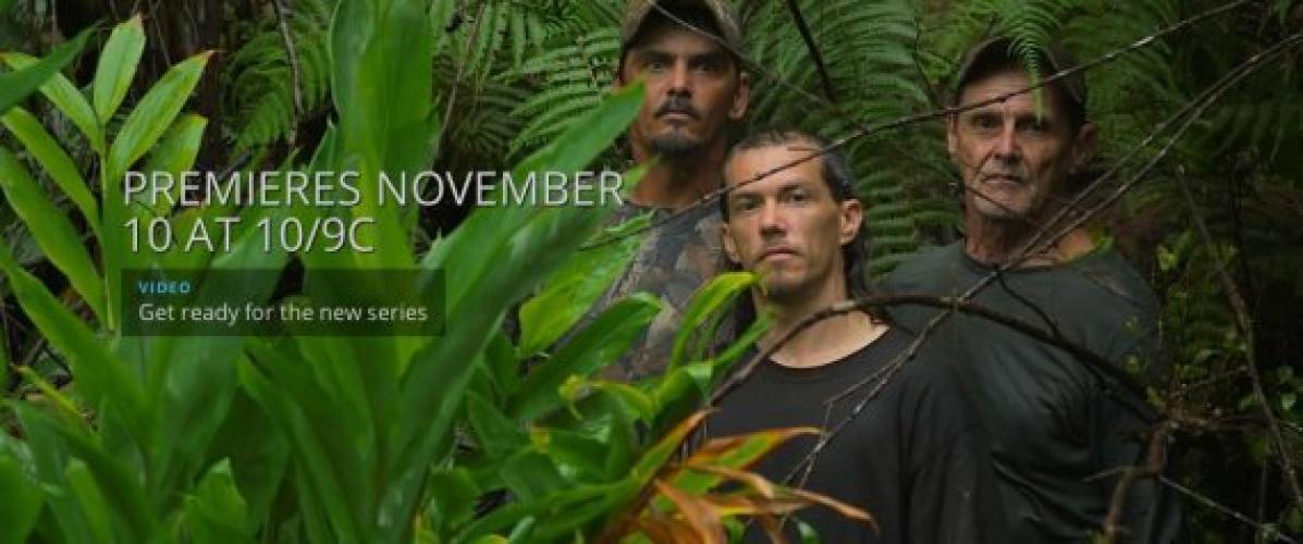 American Jungle next episode air date poster