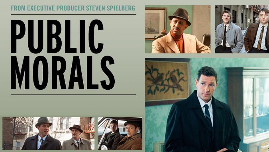 Public Morals (2014) next episode air date poster