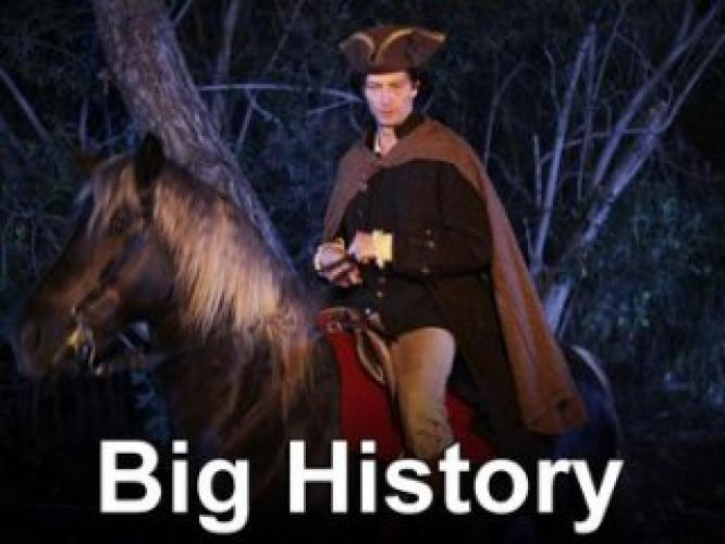Big History next episode air date poster