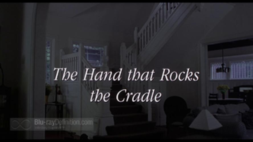The Hand That Rocks the Cradle next episode air date poster