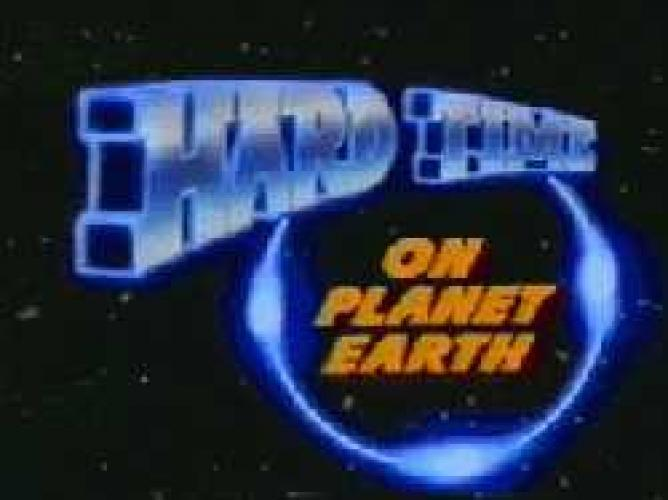 Hard Time on Planet Earth next episode air date poster