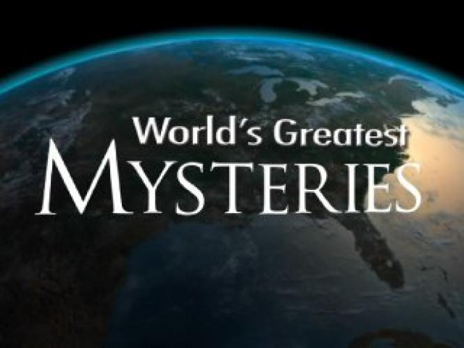 Greatest Mysteries next episode air date poster