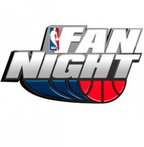 NBA Fan Night next episode air date poster