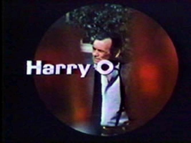 Harry O next episode air date poster