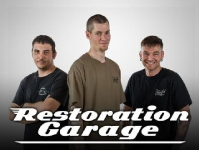 Restoration Garage next episode air date poster
