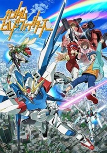Gundam Build Fighters next episode air date poster