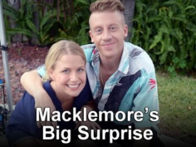 Macklemore's Big Surprise next episode air date poster