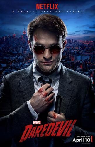 Marvel's Daredevil next episode air date poster