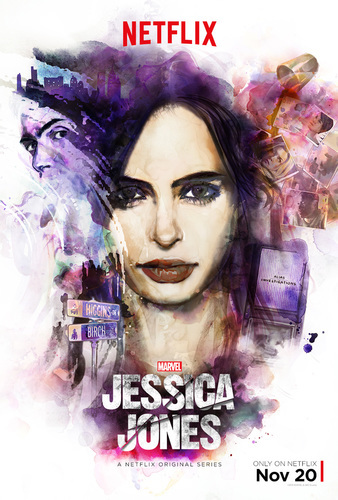 Marvel's Jessica Jones next episode air date poster