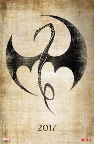 Marvel's Iron Fist next episode air date poster