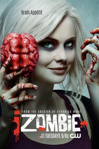 iZombie next episode air date poster