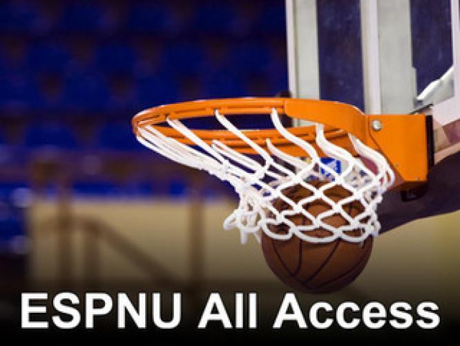 ESPNU All Access next episode air date poster