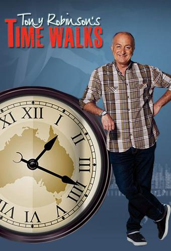 Tony Robinson's Time Walks next episode air date poster