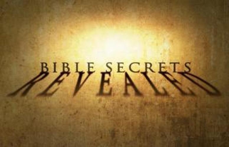 Bible Secrets Revealed next episode air date poster