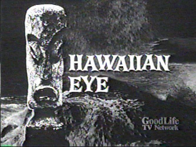 Hawaiian Eye next episode air date poster